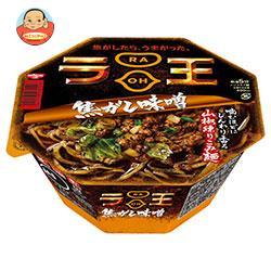 日清食品 日清 ラ王 焦がし味噌 122g×12個入