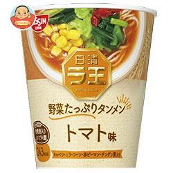 日清食品 日清ラ王 野菜たっぷりタンメン トマト味 63g×12個入