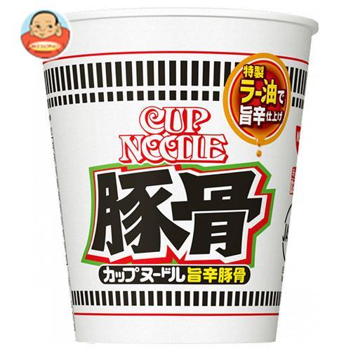 日清食品 カップヌードル 旨辛豚骨 82g×20個入