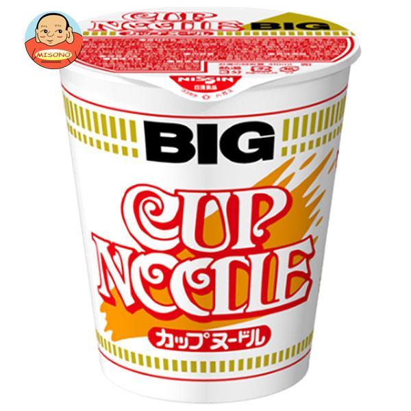 日清食品 カップヌードル ビッグ 101g×12個入