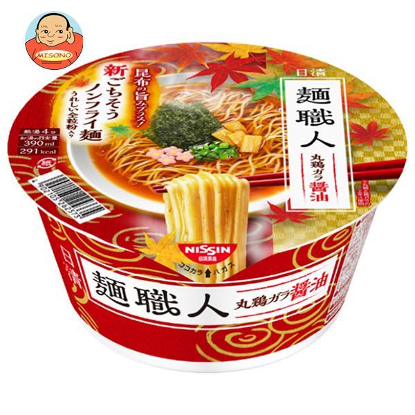 日清食品 日清麺職人 醤油 88g×12個入