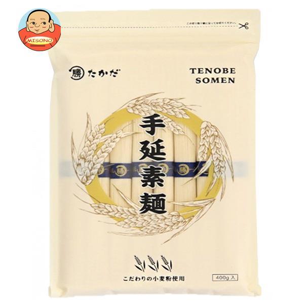 マル勝高田 手延素麺 400g×24個入