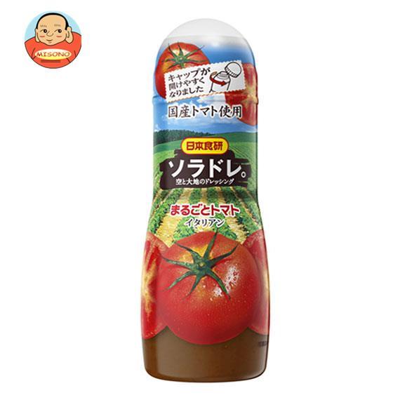 日本食研 空と大地のドレッシング まるごとトマト 300ml×12本入