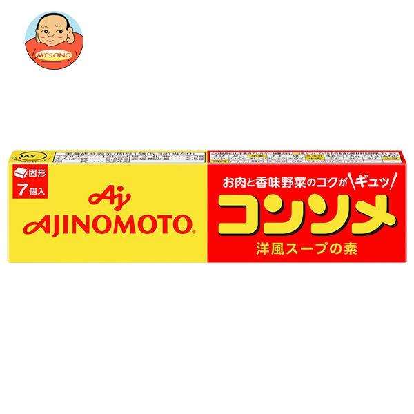 味の素 コンソメ(固形) 7個入り 37.1g×24箱入