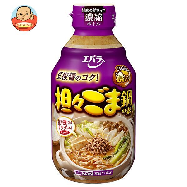 エバラ食品 担々ごま鍋の素 300ml瓶×12本入