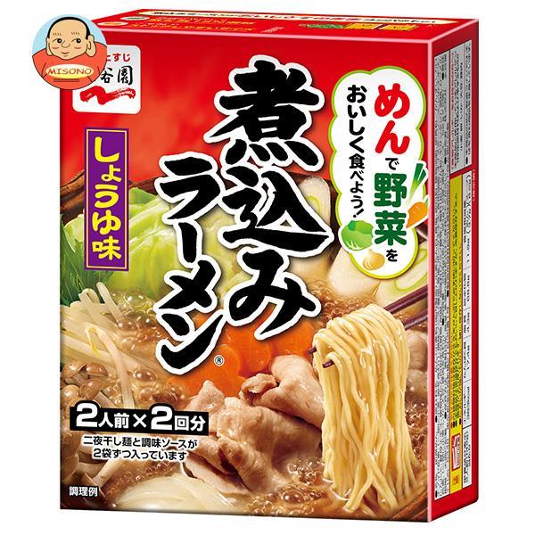 永谷園 煮込みラーメン しょうゆ味 4人前×6箱入