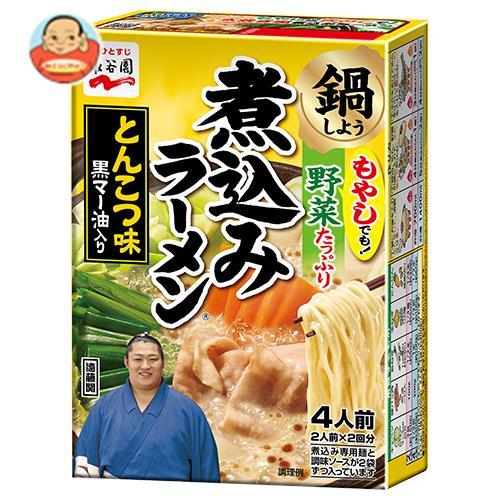 永谷園 煮込みラーメン とんこつ味 4人前×6箱入