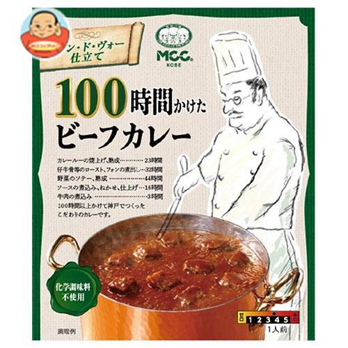 エム・シーシー食品 MCC 100時間かけたビーフカレー 200g×5箱入