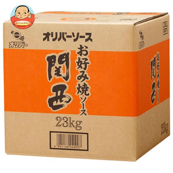 オリバーソース お好み焼ソース 関西 23kg×1個入