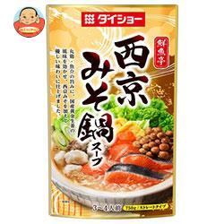 ダイショー 鮮魚亭 西京みそ鍋スープ 750g×10袋入