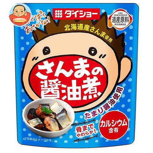 ダイショー ぱくぱくおさかな さんまの醤油煮 85g×36(12×3)袋入
