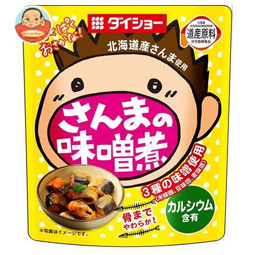 ダイショー ぱくぱくおさかな さんまの味噌煮 85g×36(12×3)袋入