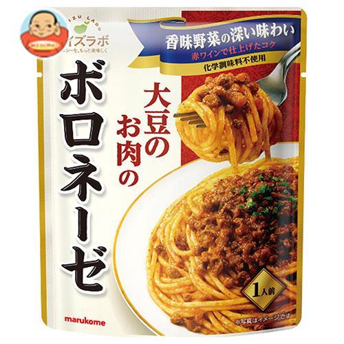 マルコメ ダイズラボ 大豆のお肉のボロネーゼ 130g×16(8×2)袋入