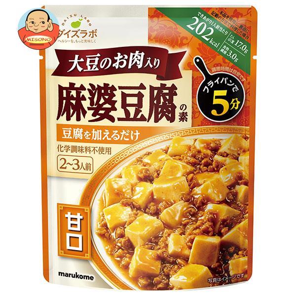 マルコメ ダイズラボ 麻婆豆腐の素 甘口 200g×5袋入