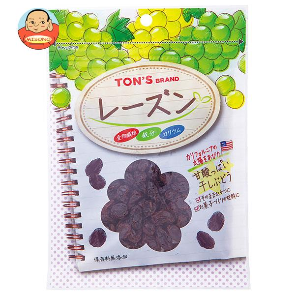 東洋ナッツ食品 トン TNSF レーズン 110g×10袋入