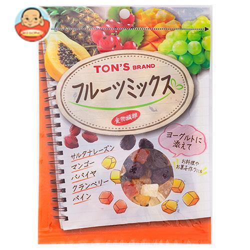 東洋ナッツ食品 トン TNSF フルーツミックス 80g×10袋入