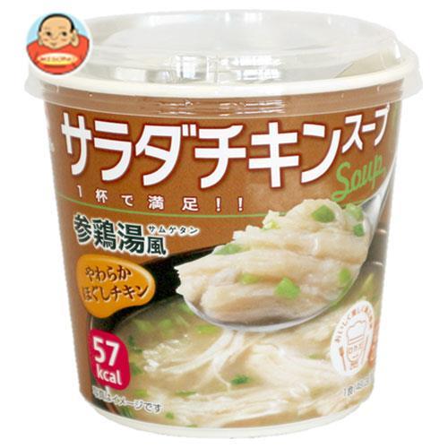 旭松食品 カップサラダチキンスープ参鶏湯風 49.2g×6袋入