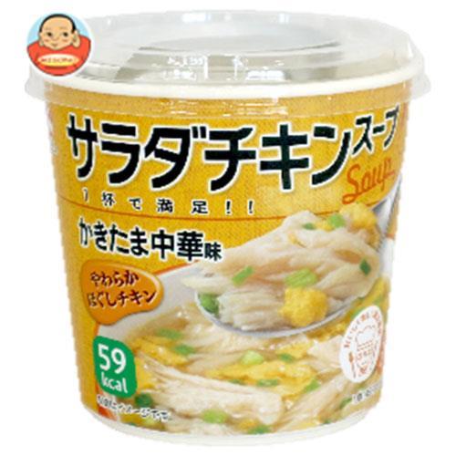 旭松食品 カップサラダチキンスープかきたま中華 49.7g×6袋入