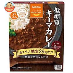サラヤ ロカボスタイル 低糖質キーマカレー 140g×24(6×4)箱入