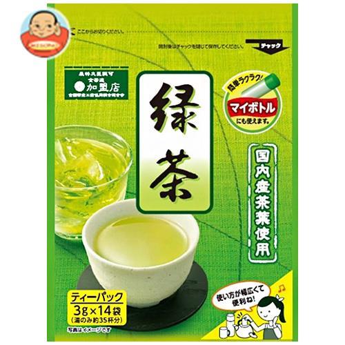 京都茶農協組合 国内産 緑茶 TB 42g(3g×14P)×20袋入