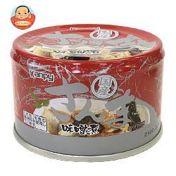 カンピー  国産さんま味噌味付 145g缶×24個入