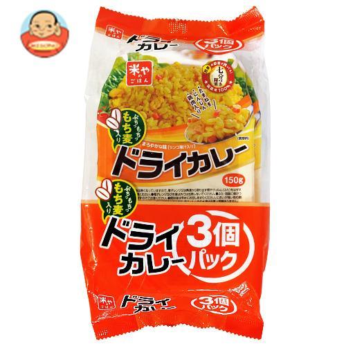 セレス シマヤフーズ もち麦入り ドライカレー3食 (150g×3個)×8個入