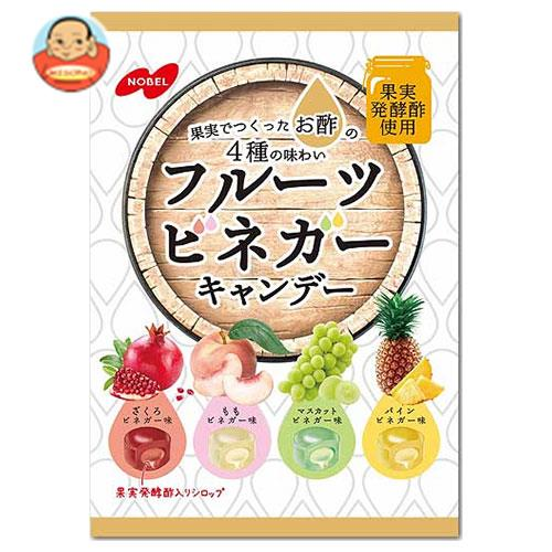 ノーベル製菓 フルーツビネガー 90g×6袋入