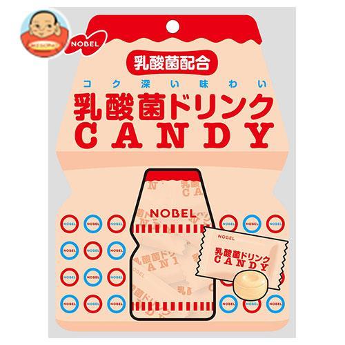 ノーベル製菓 乳酸菌ドリンクキャンデー 90g×6袋入