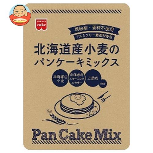 共立食品 北海道産小麦のパンケーキミックス 200g×6袋入