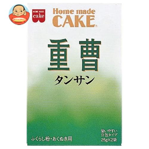 共立食品 タンサン(重曹) 50g(25g×2袋)×10箱入