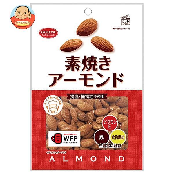 共立食品 素焼きアーモンド 徳用 220g×12袋入