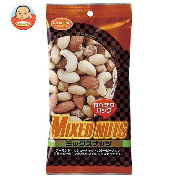 共立食品 100AP ミックスナッツ 40g×10袋入