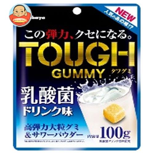 カバヤ タフグミ 乳酸菌ドリンク味 100g×6袋入