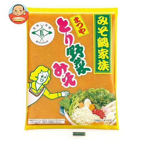 まつや とり野菜みそ 200g×12袋入