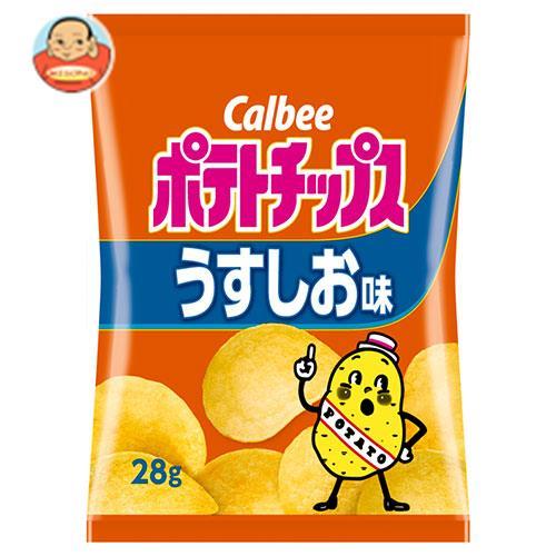 カルビー ポテトチップス うすしお味 28g×24袋入