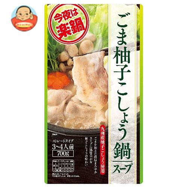 マルエ醤油 ごま柚子こしょう鍋スープ 700g×12袋入