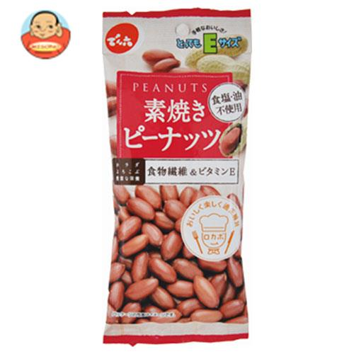 でん六 Eサイズ素焼きピーナッツ 50g×10袋入