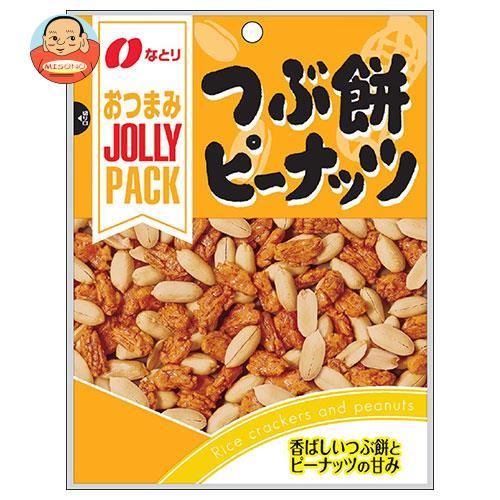 なとり JOLLYPACK(ジョリーパック)つぶ餅ピーナッツ 75g×10袋入