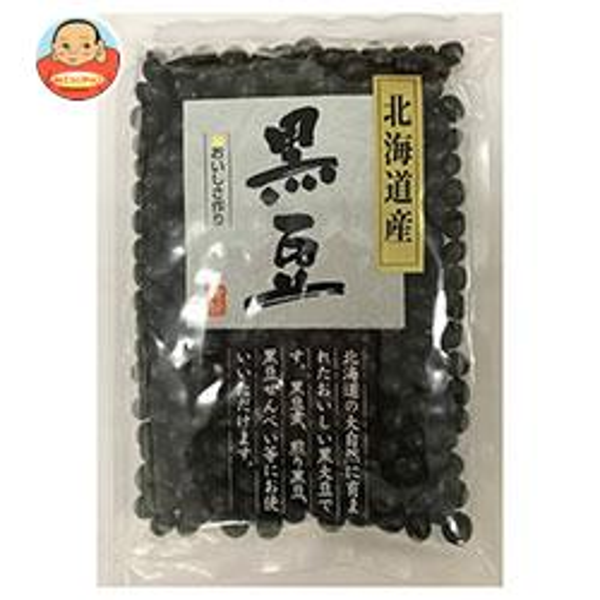 栃ぎ屋 北海道産 黒豆 200g×10袋入