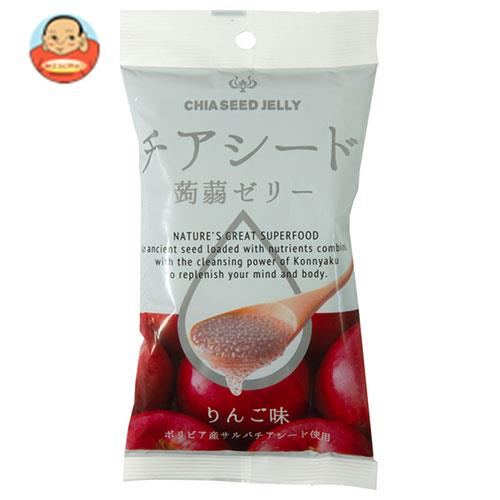 チアシード蒟蒻ゼリーミニ りんご味 6個×24袋入