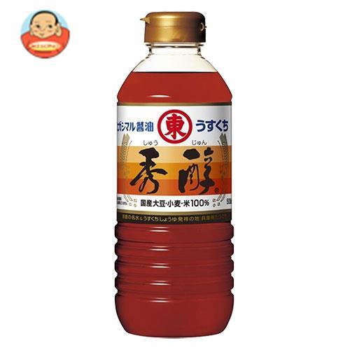 ヒガシマル醤油 秀醇 500mlペットボトル×12本入