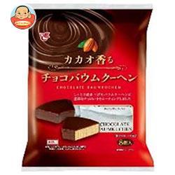 エースベーカリー カカオ香るチョコバウムクーヘン 8個×8袋入