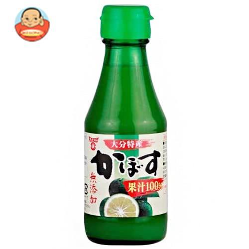 フンドーキン かぼす果汁100% 150ml瓶×12本入