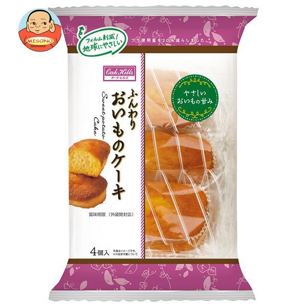 丸中製菓 ふんわりおいものケーキ 5個×6袋入