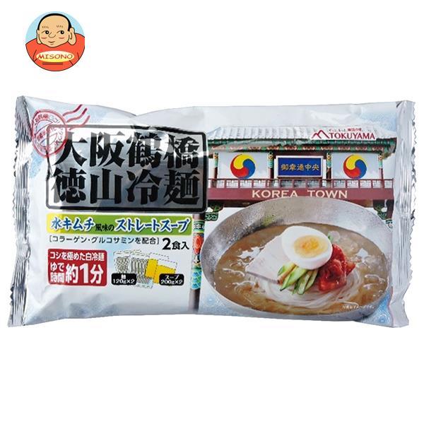 徳山物産 大阪鶴橋 徳山冷麺 640g×12袋入
