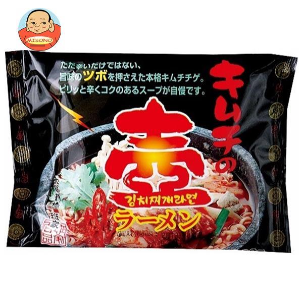 徳山物産 キムチの壷ラーメン 120g×30袋入