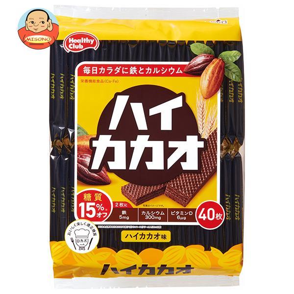 ハマダコンフェクト ハイカカオプラスCA FE 40枚×10袋入