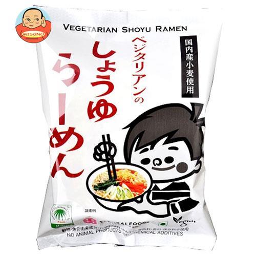 桜井食品 ベジタリアンのためのラーメン・しょうゆ味 100g×20袋入