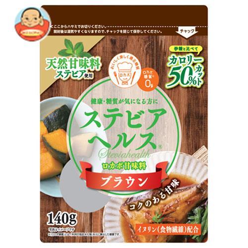 日本リコス株式会社 ステビアヘルス ブラウン 140g×6袋入