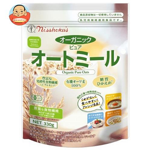 日本食品製造 日食 オーガニック ピュアオートミール 260g×4袋入